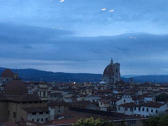 Vista Della Terrazza Foto Di Sesto On Arno Firenze Tripadvisor