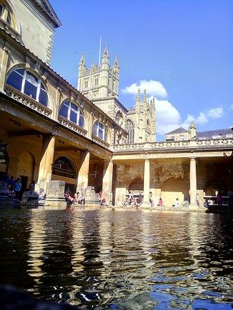 View to Bath Abbey