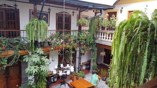 Zdjęcie Hotel San Francisco de Quito