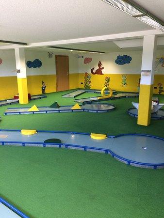 Familien- & Sporthotel Feldberger Hof: Mini golf