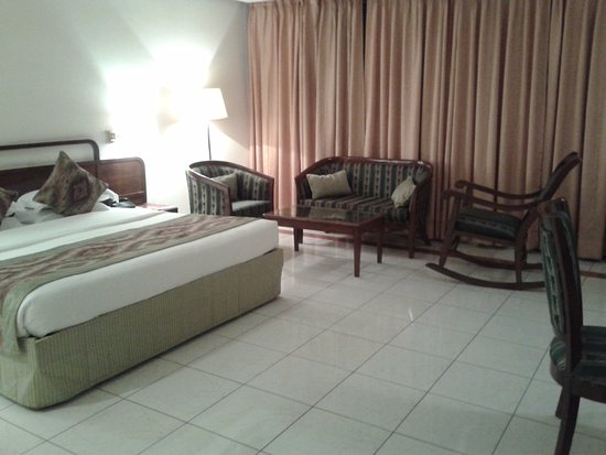 Shivalik View : Spacious room
