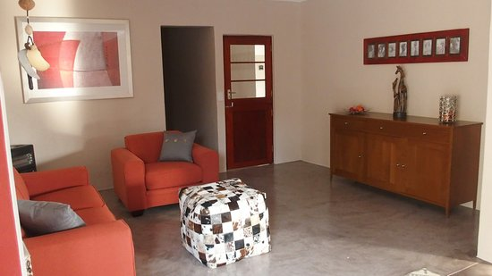 Gordon's Bay, جنوب أفريقيا: Lounge
