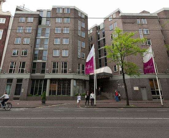 Photo of Hotel Crowne Plaza Amsterdam City Centre at Nieuwezijds Voorburgwal 5, Amsterdam 1012 RC, Netherlands