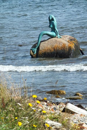 Balintore, UK: Mermaid of the North.