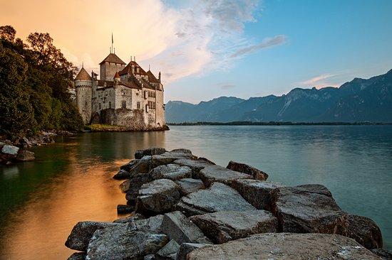 Suiza: Chillon