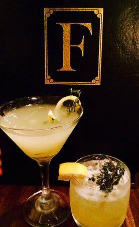 Culpeper, Вирджиния: Martini Thyme & The Hoosegow