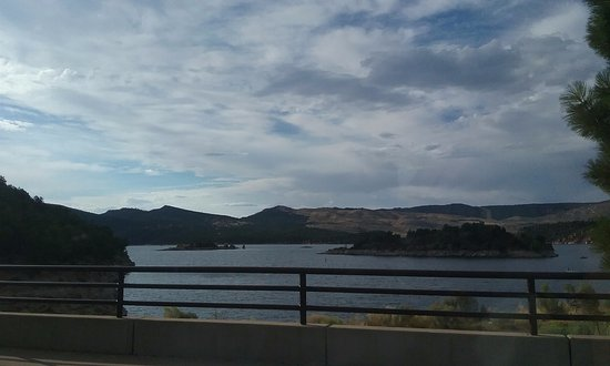 Rock Springs, WY: the dam