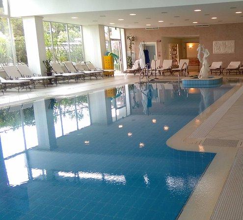 Hotel Terme Tritone Thermae & Spa: piscina interna riscaldata