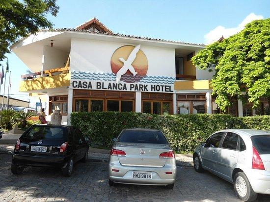 Sacada do Hotel Casa Blanca Porto Seguro: fotografía de Casa Blanca ...