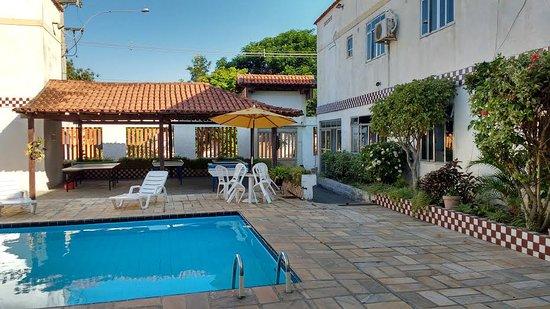 Hotel Pousada do Canal: area do hotel atualizada