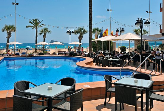 Sol Costablanca: PoolBar
