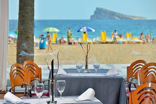 Sol Costablanca: Restaurant