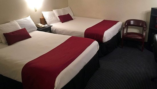 Americas Best Value Inn Sheridan: Two Queen Beds