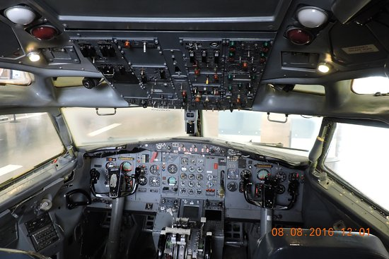 Mukilteo, Ουάσιγκτον: 驾驶艙內