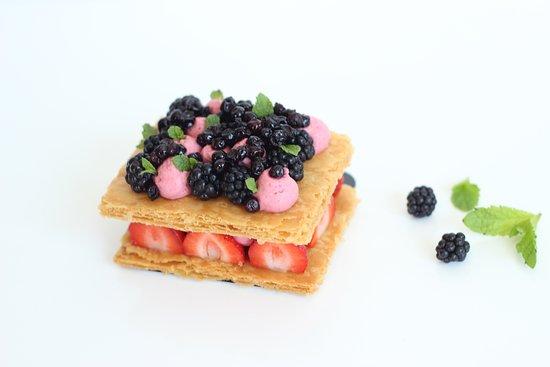 เลอบูส์กาต์, ฝรั่งเศส: tarte pour diabetiques (Sur commande)