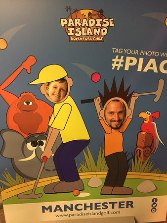 Paradise Island Adventure Golf: photo2.jpg