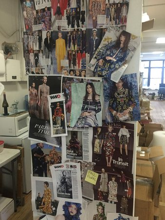 Shop With Rox: Desiger's Mood Board- Made in NYC