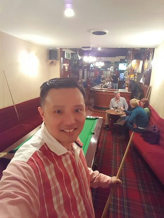 Golfers Bar, Rothesay: Great place to have few pints
