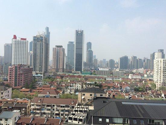 Okura Garden Hotel Shanghai: 部屋からの風景