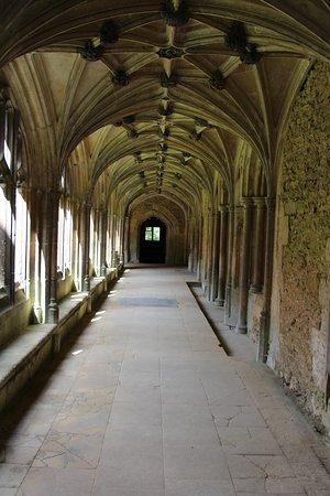 Lacock, UK: Hogwarts läßt grüßen