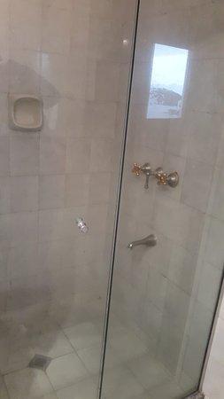 El Mirador Hotel and Spa: La ducha