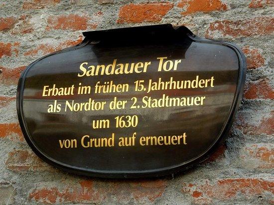 Sandauer Tor