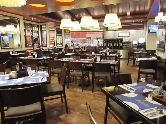 The Buffet at TI : Dining Area