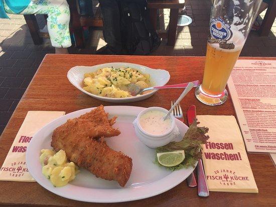 Schön Fischkuche Laboe: Photo0