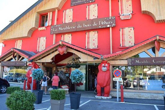Meublerie du Bois de L'ours