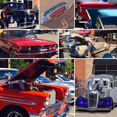 Cars Curing Kids Car Show Picture Of Hilldale Shopping Center - Kids car show
