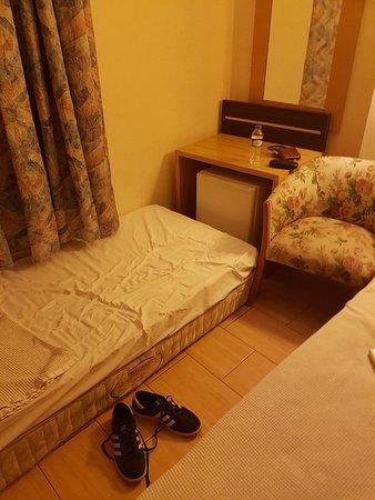 Mersoy Exclusive Aqua Resort: Matress for bed