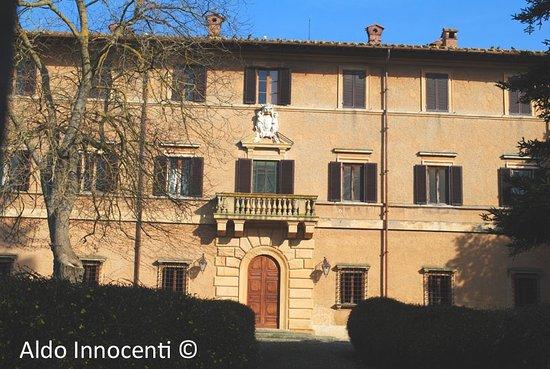 Castellina In Chianti, Italien: Villa di Lilliano 1