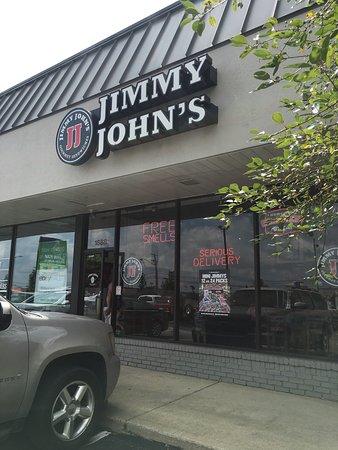 Jimmy Johns. Troy, Ohio