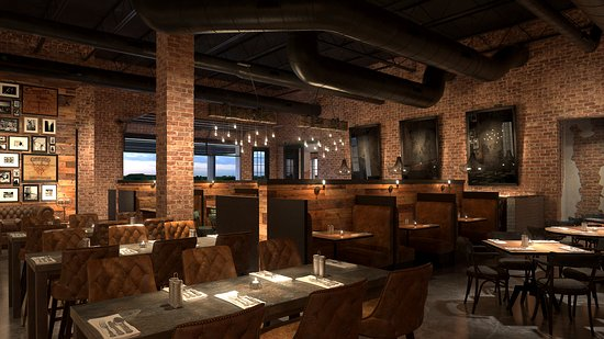 Embassy Suites by Hilton Berkeley Heights: Grain & Cane Bar & Table