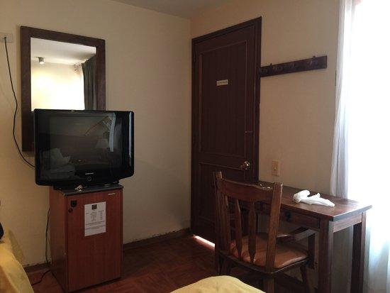 Casa Hotel Zuetana: Agradable y simple lugar. Bien atendido y con mucha disposición y preocupación por los pasajeros