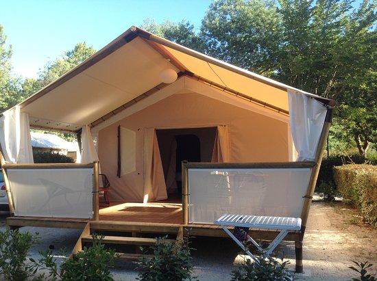 Camping Campéole Médoc Plage Photo