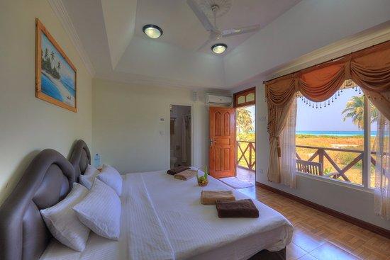 Unbeschreiblich - Picture of Shamar Guesthouse & Dive, Maamigili