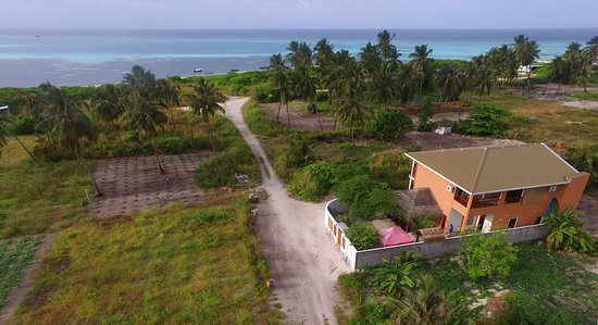 Landscape - Picture of Shamar Guesthouse & Dive, Maamigili - Tripadvisor