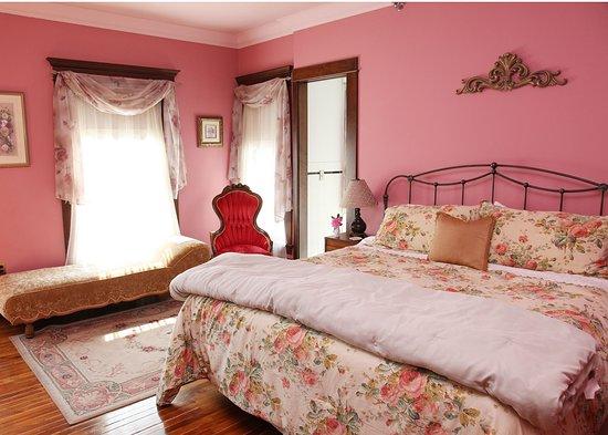 Mason City, IA: The Rose Room