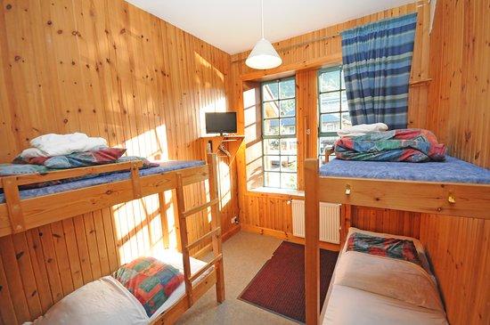 Kinlochleven, UK: 4 bedded room