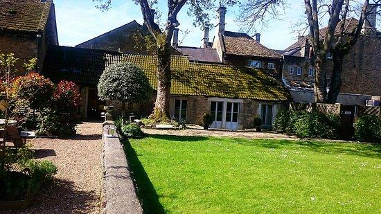 Corsham, UK: Garden