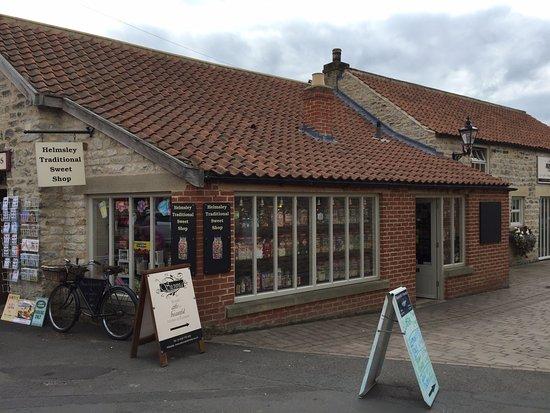 Traditional sweet shop Helmsley