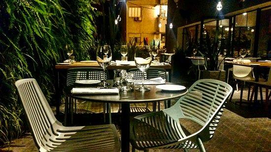بريما تل أبيب هوتل: Restaurant