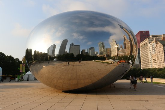 InterContinental Chicago: The Bean