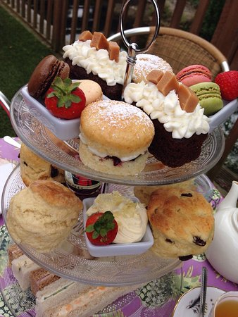 Afternoon Tea in a relaxing atmosphere