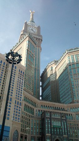 Makkah Clock Royal Tower, A Fairmont Hotel: View of the tower