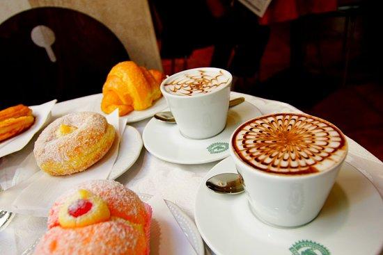 Italian breakfast picture of brezza marina luxury rooms for Italian breakfast