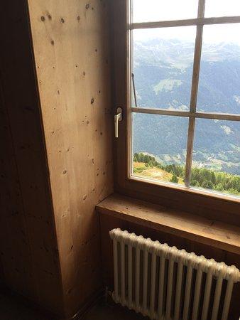 Saint-Luc, Suiza: Wunderschöne Zimmer