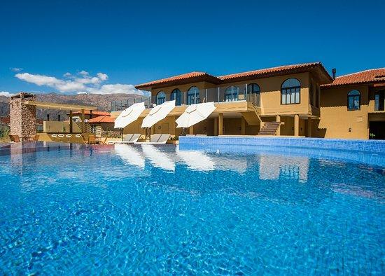 Grace Cafayate Pool