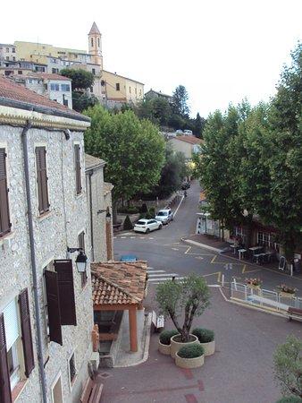 Aspremont, France: Vue de la chambre 6